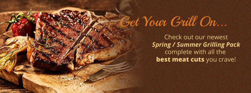 Spring / Summer Grilling Variety Meat Pack